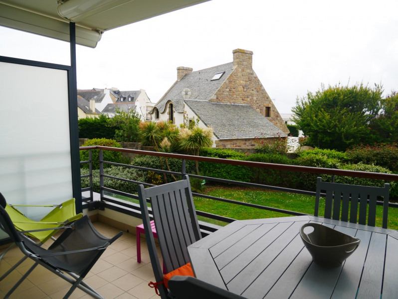 Location vacances Quiberon -  Appartement - 2 personnes - Chaise longue - Photo N° 1