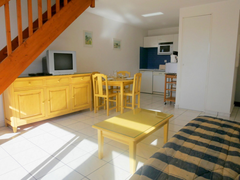 Holiday rentals Carnac - Apartment - 6 persons - Television - Photo N° 1