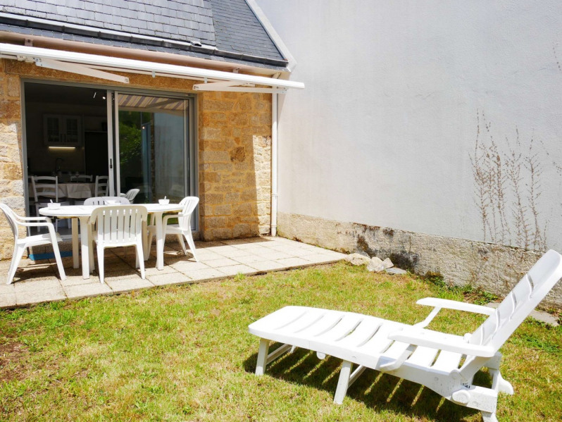 Location vacances Carnac -  Appartement - 4 personnes - Chaise longue - Photo N° 1