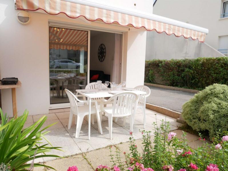 Alquileres de vacaciones Étel - Apartamento - 4 personas - Mueble de jardín - Foto N° 1