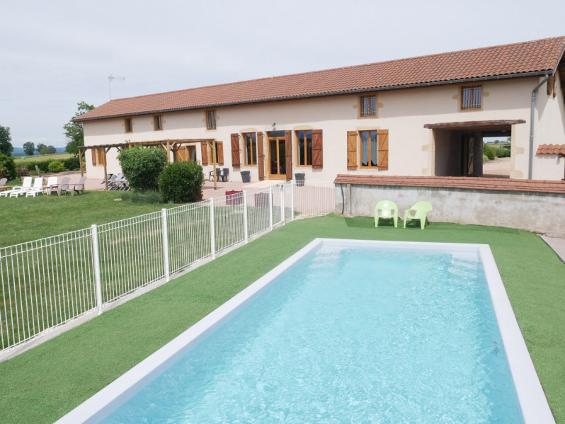 Holiday rentals Céron - Cottage - 20 persons - BBQ - Photo N° 1