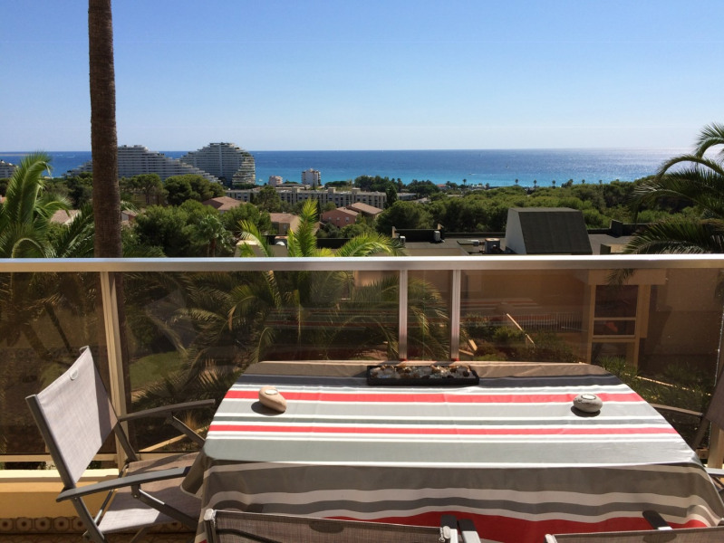 Holiday rentals Villeneuve-Loubet - Apartment - 4 persons - Tennis court - Photo N° 1