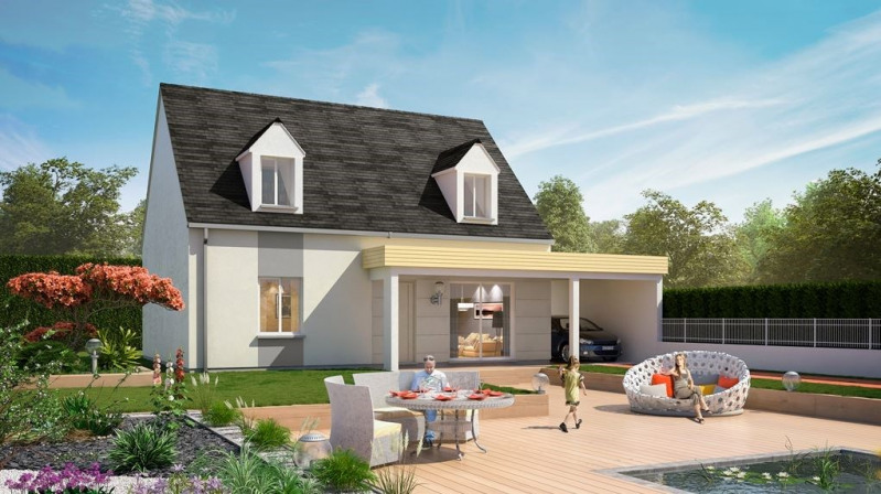 Construction maison yerres for Garage frias yerres