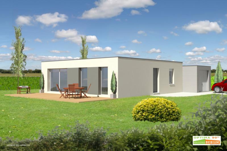 Maison  5 pièces + Terrain 410 m² Saint-Philbert-de-Grand-Lieu par MAISONS BEBIUM
