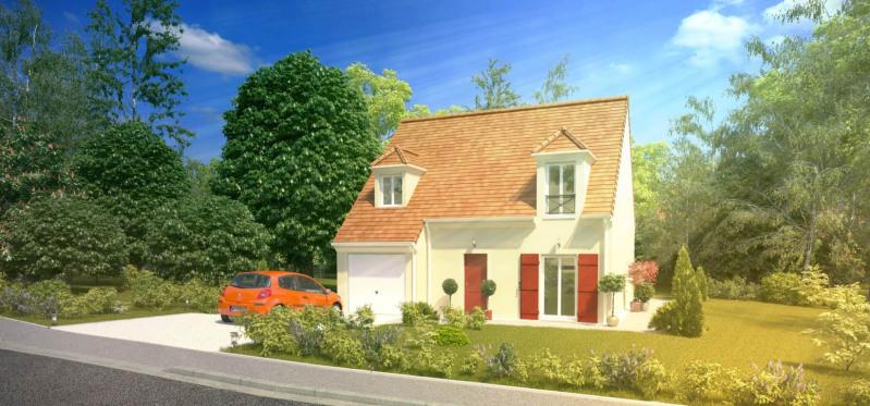 Maison  4 pièces + Terrain 420 m² La Ferté-Alais par MAISONS PIERRE