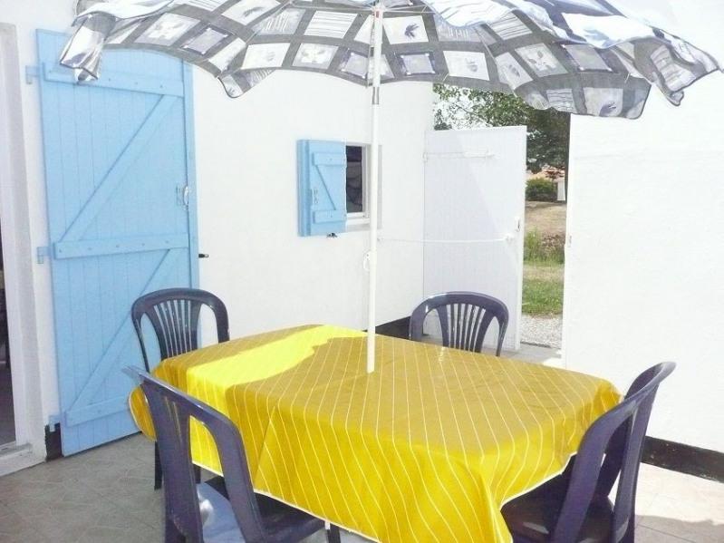 Maison 2 pièces mezzanine de 40 m² environ pour 6 personnes située à 600 m de la mer et 1km500 du centre de la statio...