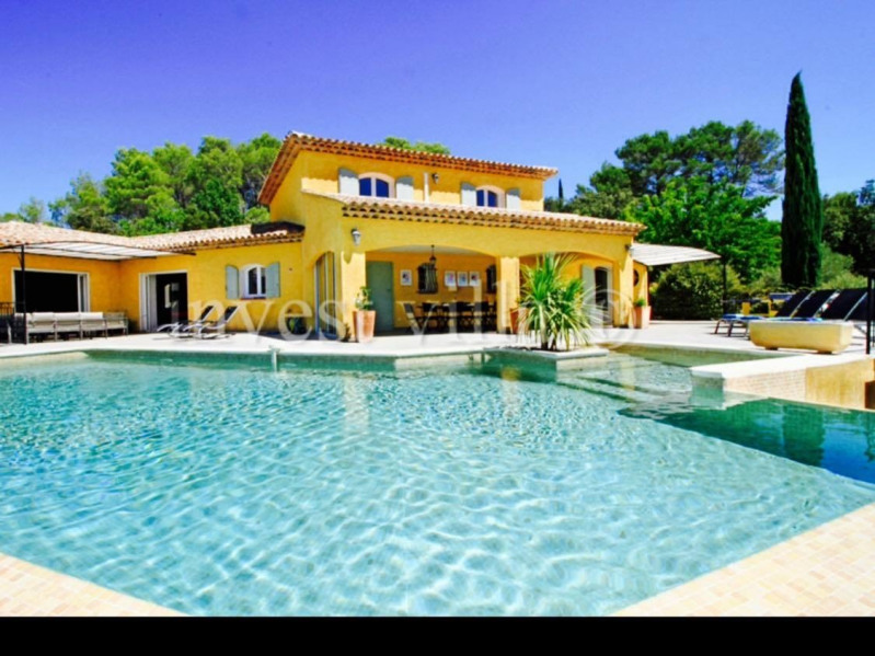 Holiday rentals Lorgues - House - 12 persons - BBQ - Photo N° 1
