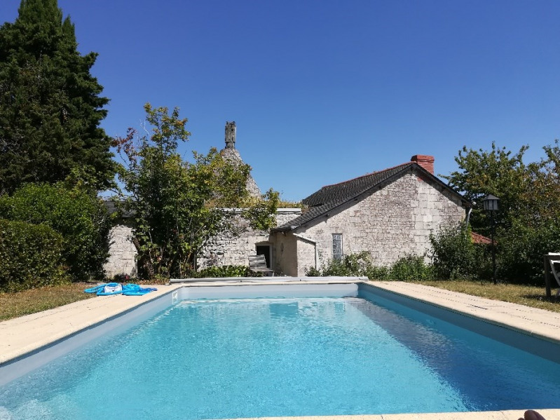 Holiday rentals Ligré - Cottage - 4 persons - BBQ - Photo N° 1