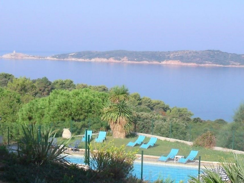 Location vacances Cargèse -  Appartement - 4 personnes - Barbecue - Photo N° 1
