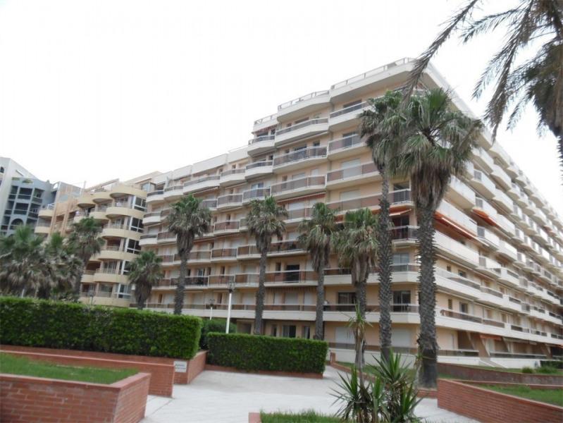 Location vacances Canet-en-Roussillon -  Appartement - 4 personnes - Ascenseur - Photo N° 1