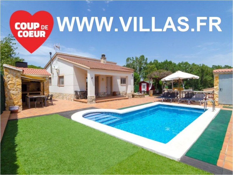 Holiday rentals Vidreres - House - 6 persons - BBQ - Photo N° 1