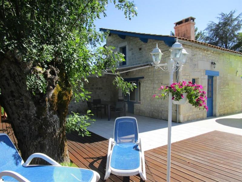 Ferienwohnungen Saint-Même-les-Carrières - Haus - 5 Personen - Grill - Foto Nr. 1