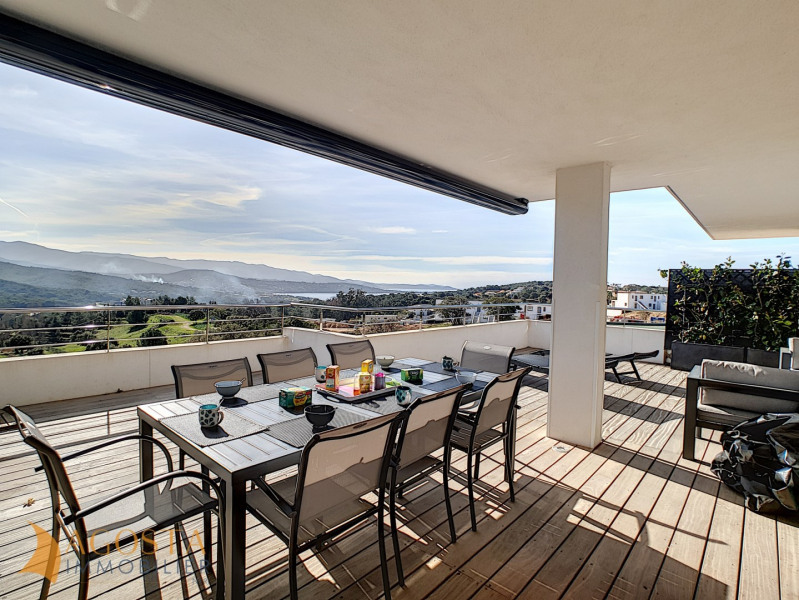 Location vacances Grosseto-Prugna -  Appartement - 4 personnes - Barbecue - Photo N° 1
