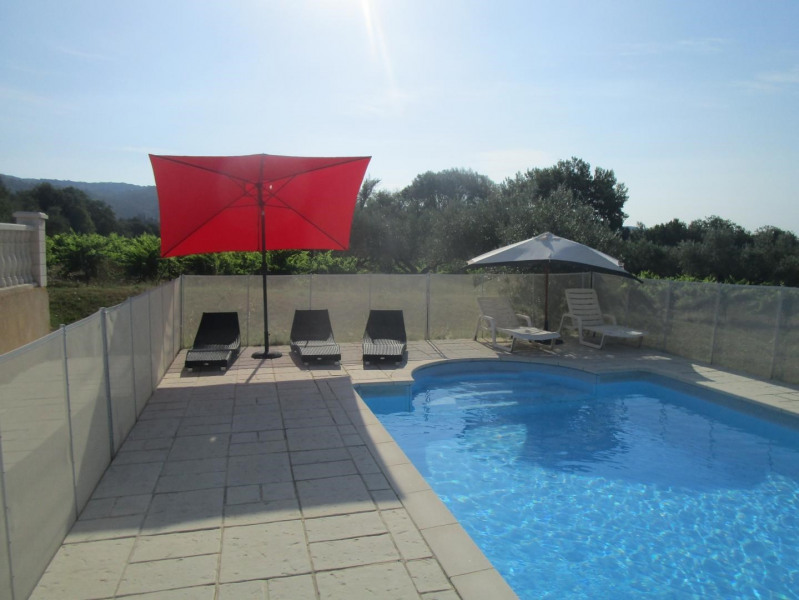 Location vacances Villecroze -  Gite - 6 personnes - Barbecue - Photo N° 1