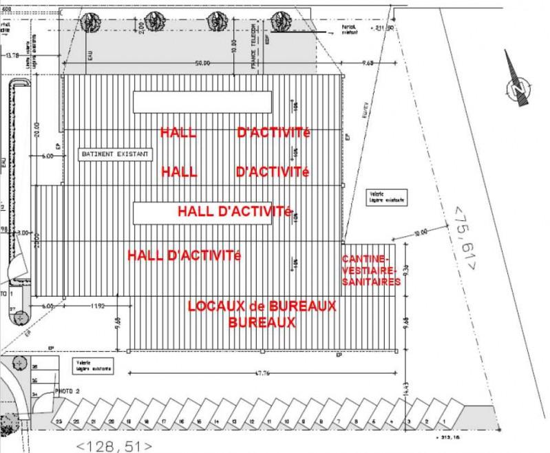 Location Local d'activités / Entrepôt Rousset