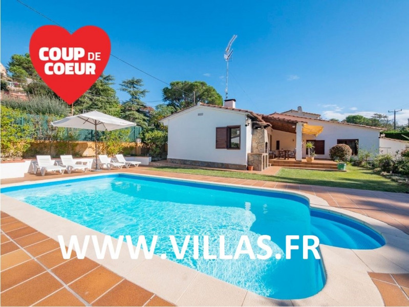 Location vacances Calonge -  Maison - 10 personnes - Barbecue - Photo N° 1