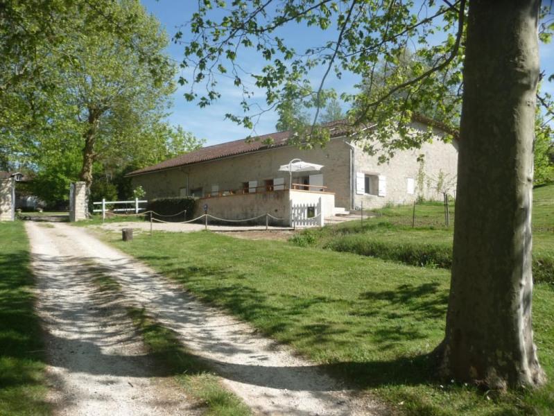 Location vacances Villeneuve-sur-Lot -  Appartement - 2 personnes - Barbecue - Photo N° 1