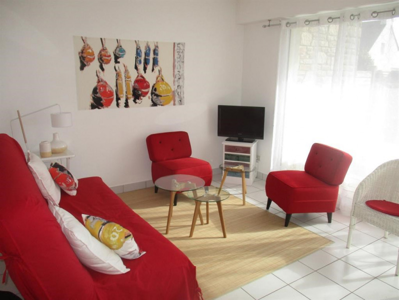 Location vacances Roscoff -  Appartement - 4 personnes - Chaise longue - Photo N° 1