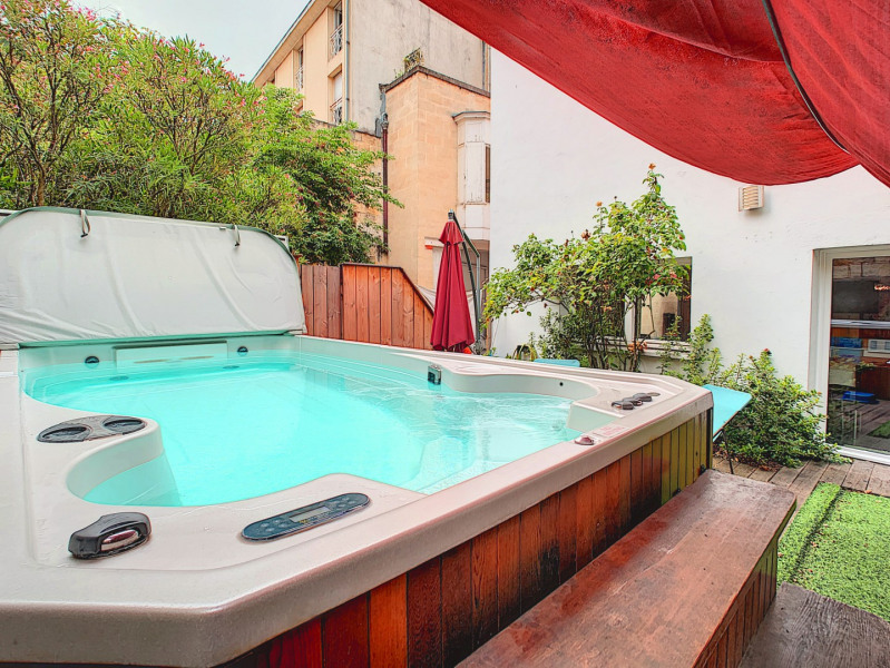 Location vacances Bordeaux -  Appartement - 6 personnes - Chaise longue - Photo N° 1