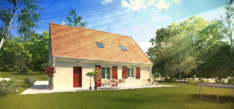 Maison  4 pièces + Terrain 534 m² Anet par MAISONS PIERRE