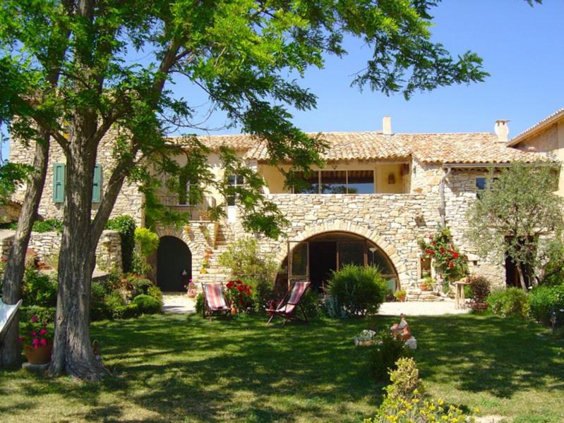 Holiday rentals Aubenas-les-Alpes - House - 12 persons - BBQ - Photo N° 1