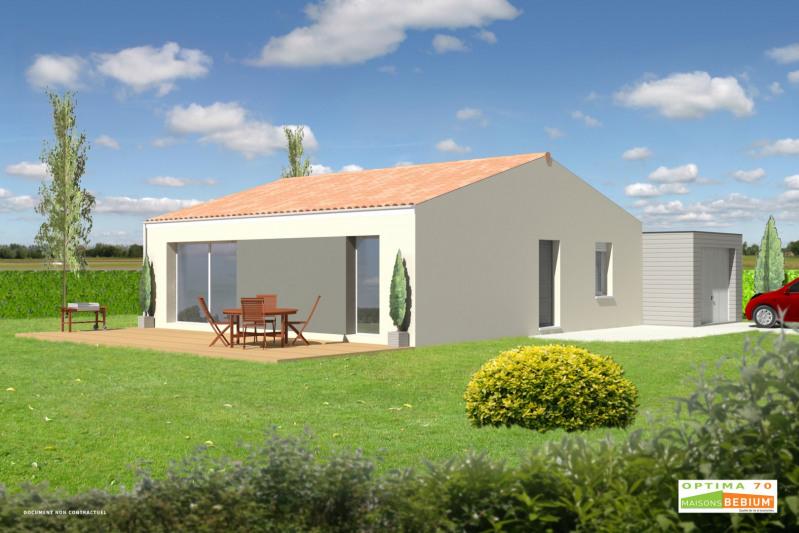 Maison  4 pièces + Terrain 520 m² Geneston par MAISONS BEBIUM
