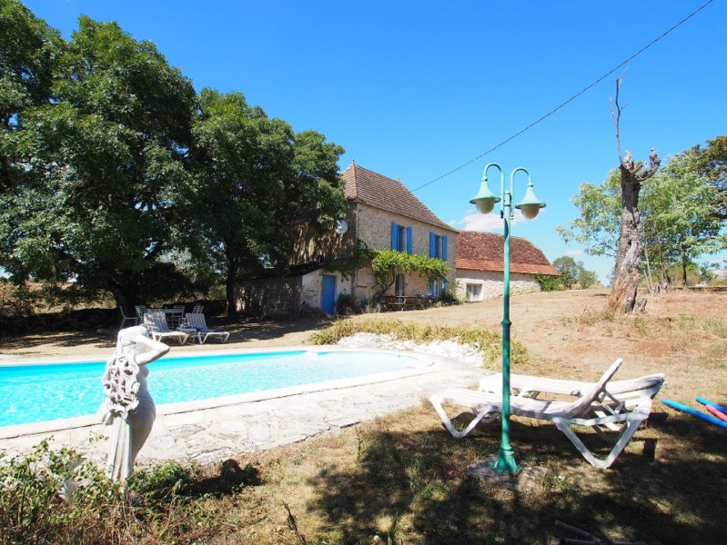 La Maison  Cambajou avec  piscine privée .The House with private pool