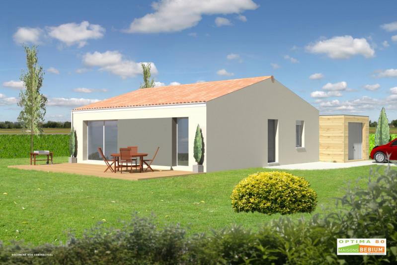Maison  5 pièces + Terrain 400 m² Pont-Saint-Martin par MAISONS BEBIUM