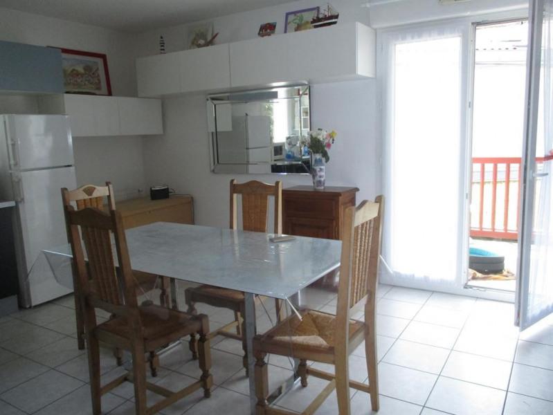 Location vacances Ciboure -  Appartement - 4 personnes - Salon de jardin - Photo N° 1