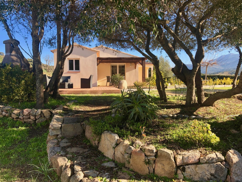 Holiday rentals Serra-di-Ferro - House - 6 persons - BBQ - Photo N° 1