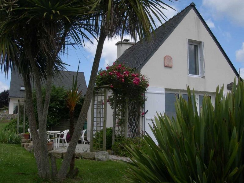 Location vacances Crozon -  Maison - 5 personnes - Chaise longue - Photo N° 1