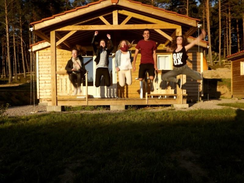 Camping Les Chalets du Haut Forez
