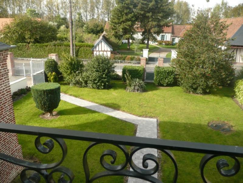 Gîte de Flandre : Le jardinet