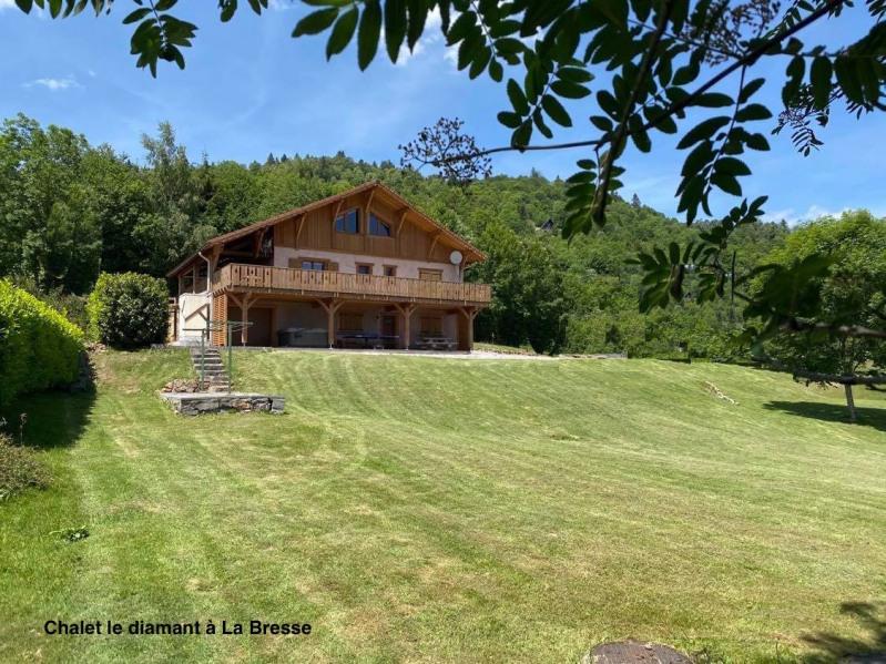 Location vacances La Bresse -  Maison - 15 personnes - Barbecue - Photo N° 1