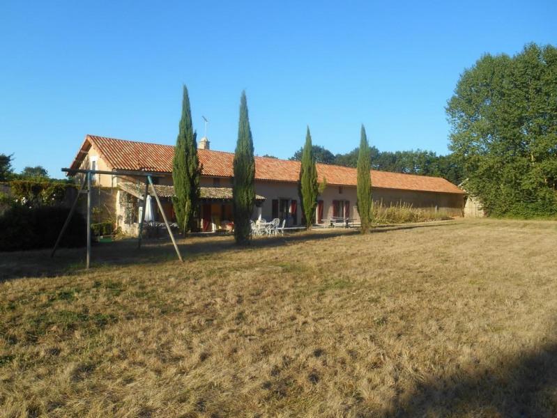Location vacances Anché -  Maison - 12 personnes - Barbecue - Photo N° 1