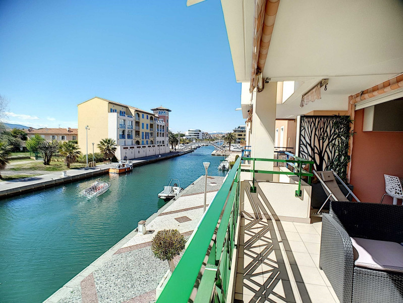 Location vacances Fréjus -  Appartement - 4 personnes - Ascenseur - Photo N° 1