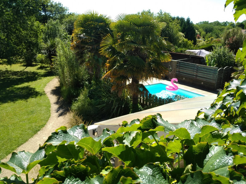 Holiday rentals Bénesse-Maremne - House - 10 persons - BBQ - Photo N° 1
