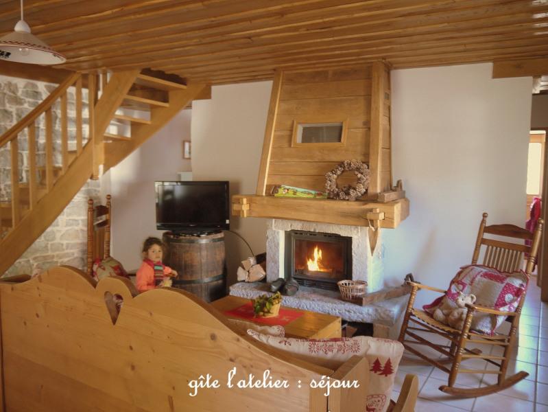 Location vacances Sirod -  Gite - 4 personnes -  - Photo N° 1