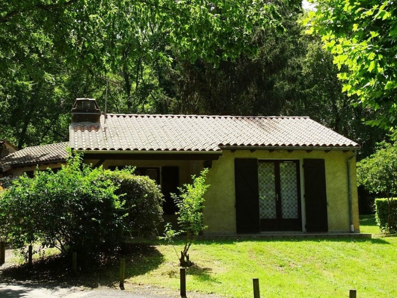 LGCAS01- N°6 - Village Gites Communaux - 4 pers - Piscine -CASSENEUIL