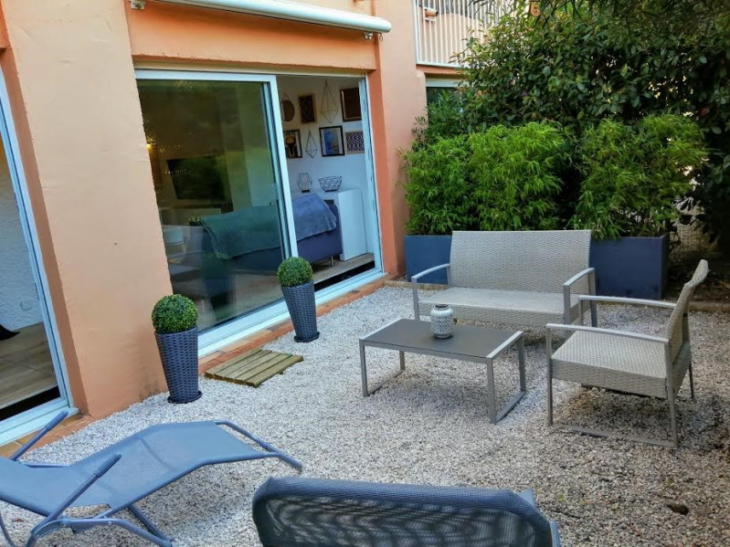 Holiday rentals Hyères - Apartment - 4 persons - Deck chair - Photo N° 1