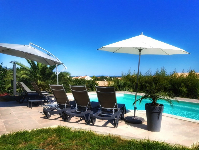 Holiday rentals Biguglia - House - 9 persons - BBQ - Photo N° 1