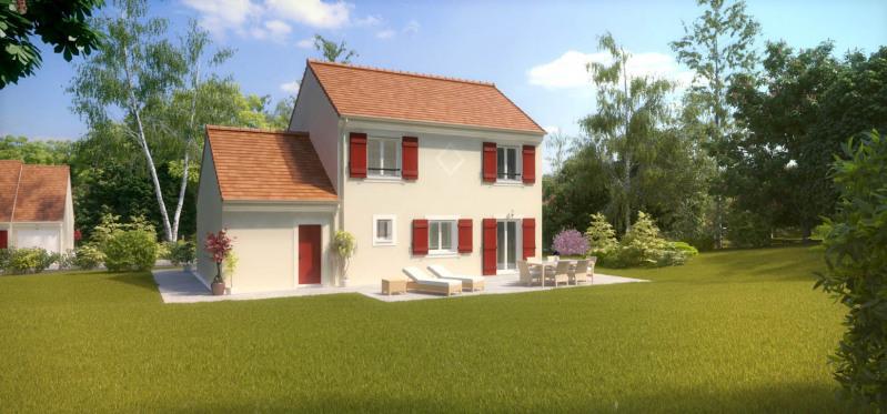 Maison  4 pièces + Terrain 350 m² Nanteuil-Lès-Meaux par MAISONS PIERRE
