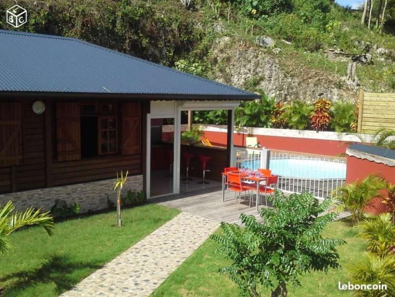 Villa de charme creole à GOSIER