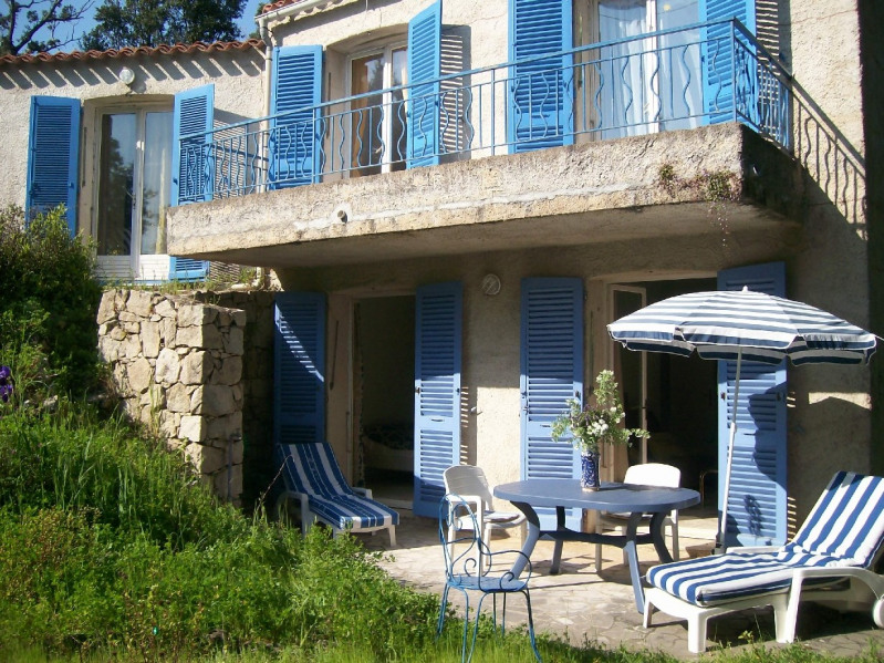 Location vacances Grosseto-Prugna -  Appartement - 4 personnes - Jardin - Photo N° 1