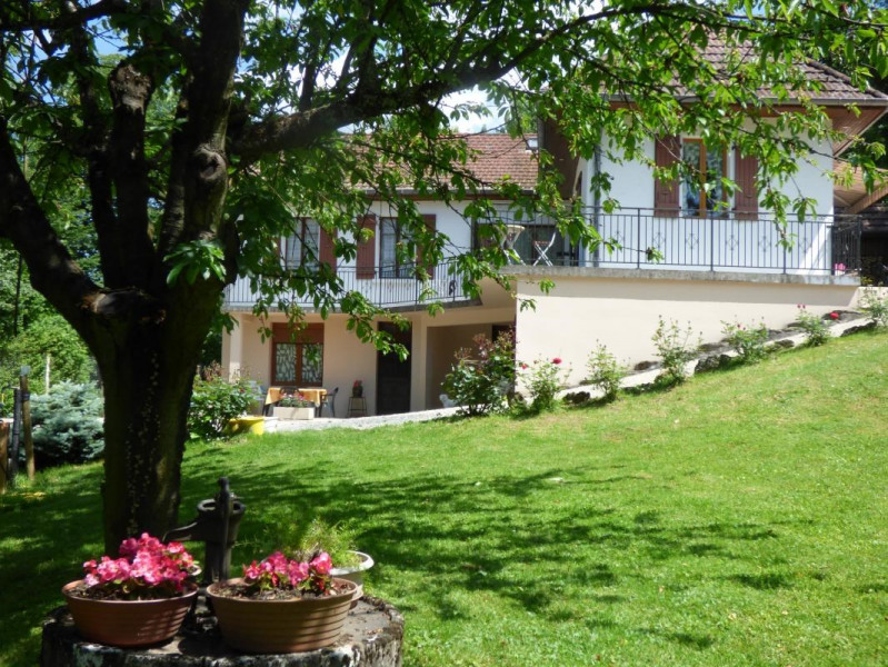 Holiday rentals Belley - Apartment - 5 persons - BBQ - Photo N° 1