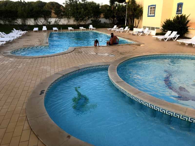 Location vacances Albufeira -  Appartement - 4 personnes - Barbecue - Photo N° 1