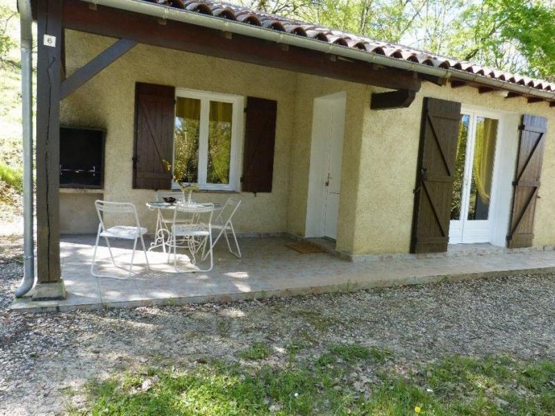 LGCAS01- N°2 - Village Gites communaux - 4 pers - Piscine -CASSENEUIL