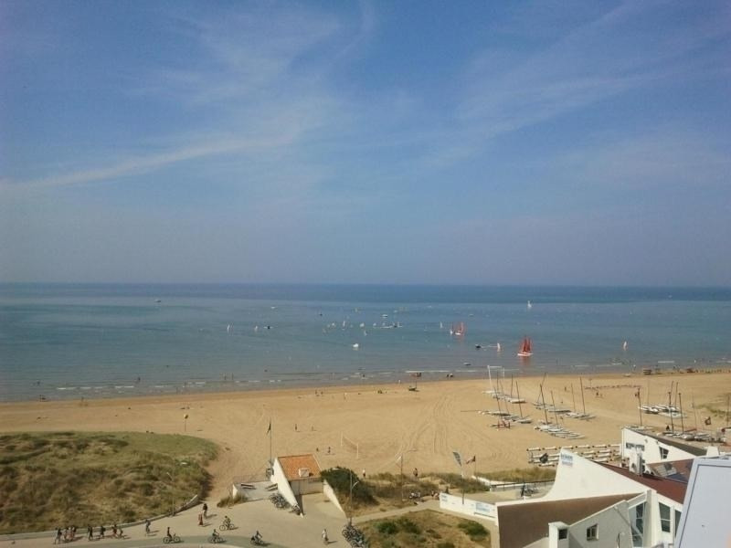 Location vacances Saint-Jean-de-Monts -  Appartement - 4 personnes - Ascenseur - Photo N° 1