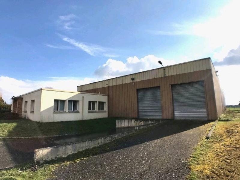 Vente Local d'activités / Entrepôt Saint-André-de-l'Eure