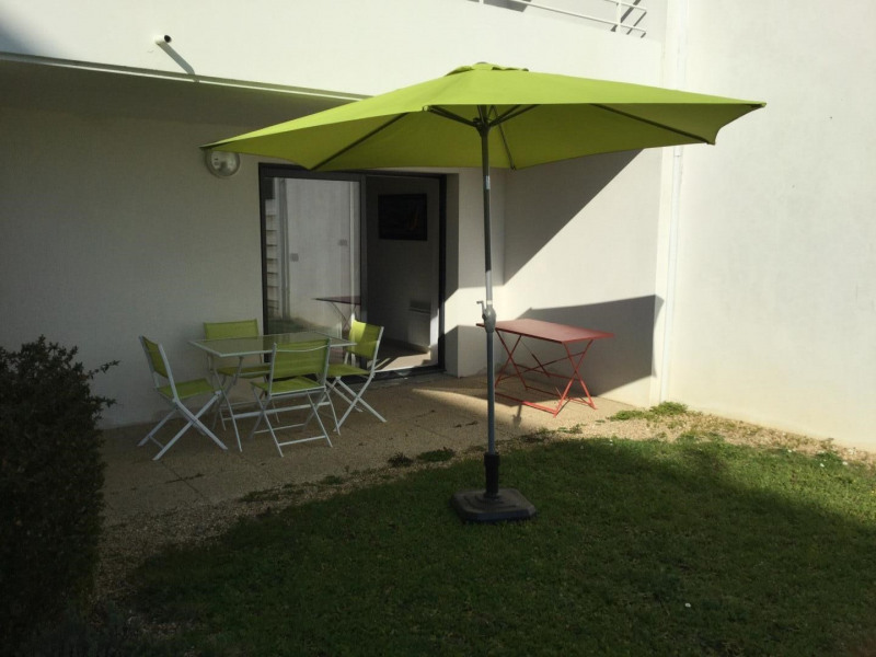 Location vacances Étel -  Appartement - 4 personnes - Jardin - Photo N° 1